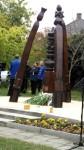 Az albertirsai '56-os emlékmű